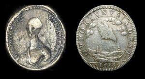 Arqueólogos Descubren Moneda Alienígena de mas de 2070 años de Antigüedad